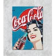 Decorativo - Coca-Cola Pop Art