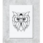 Decorativo - Coruja
