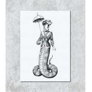 Decorativo - Dangerous lady