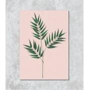 Decorativo - Desenho colorido de planta