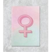 Decorativo - Female Symbol