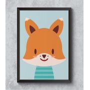 Decorativo - Pequena raposa