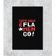 Decorativo - Flamengo Fc