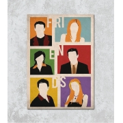 Decorativo -  Friends 3