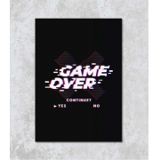 Decorativo - Game Over
