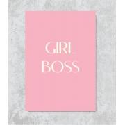 Decorativo - Girl Boss