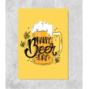 Decorativo - Happy Beer Day