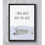 Decorativo - Into The Wild 3