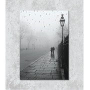 Decorativo - Is raining in London