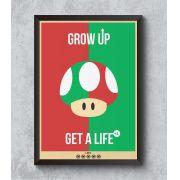 Decorativo - Level Up on life