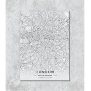 Decorativo -  London map