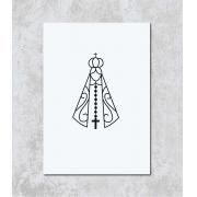 Decorativo - Nossa Senhora
