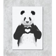 Decorativo - Panda amigo