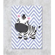Decorativo - Pequena Zebra