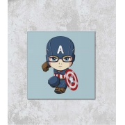 Decorativo - Pequeno Capitão América