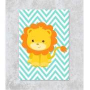 Decorativo - Pequeno Leão
