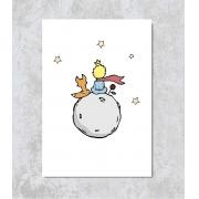 Decorativo - Pequeno Príncipe