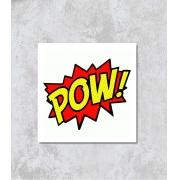 Decorativo - POW!