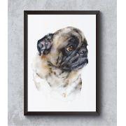 Decorativo - Pug