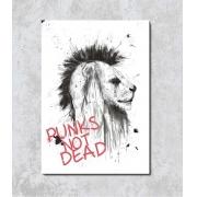 Decorativo - Punk is Not Dead