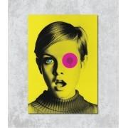 Decorativo - She is Twiggy