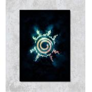 Decorativo - Símbolo Naruto