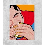 Decorativo - Superman Pop Art 1