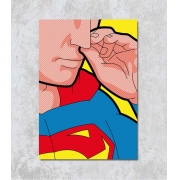 Decorativo - Superman Pop Art 2