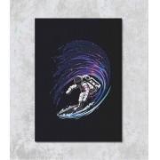 Decorativo - Surfista espacial