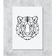 Decorativo - Tigre