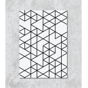 Decorativo - Triângulação