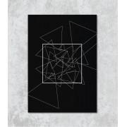 Decorativo - Triângulos e Quadrados