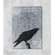Decorativo - Words and a bird