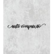 Palavras de parede - Auto Compaixão