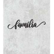 Palavras de parede - Família