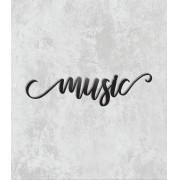 Palavras de parede - Music