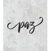 Palavras de parede - Paz