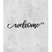 Palavras de parede - Welcome