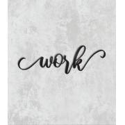 Palavras de parede - Work