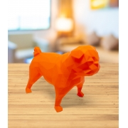 Pug - Low Poly 1