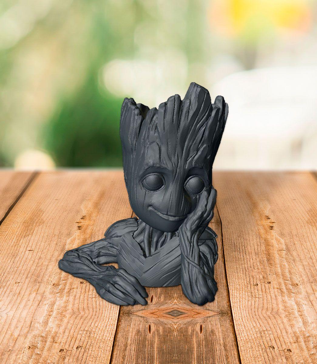 Baby Groot porta vaso