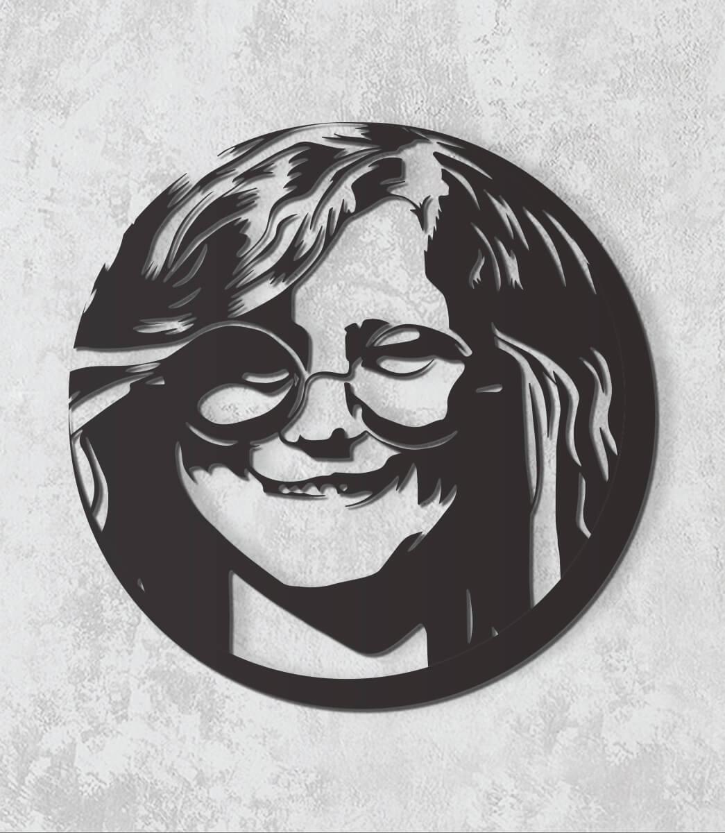 Decorativo 2D - Jenny Joplin