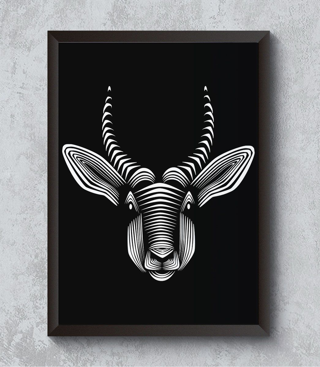 Decorativo - Cabra
