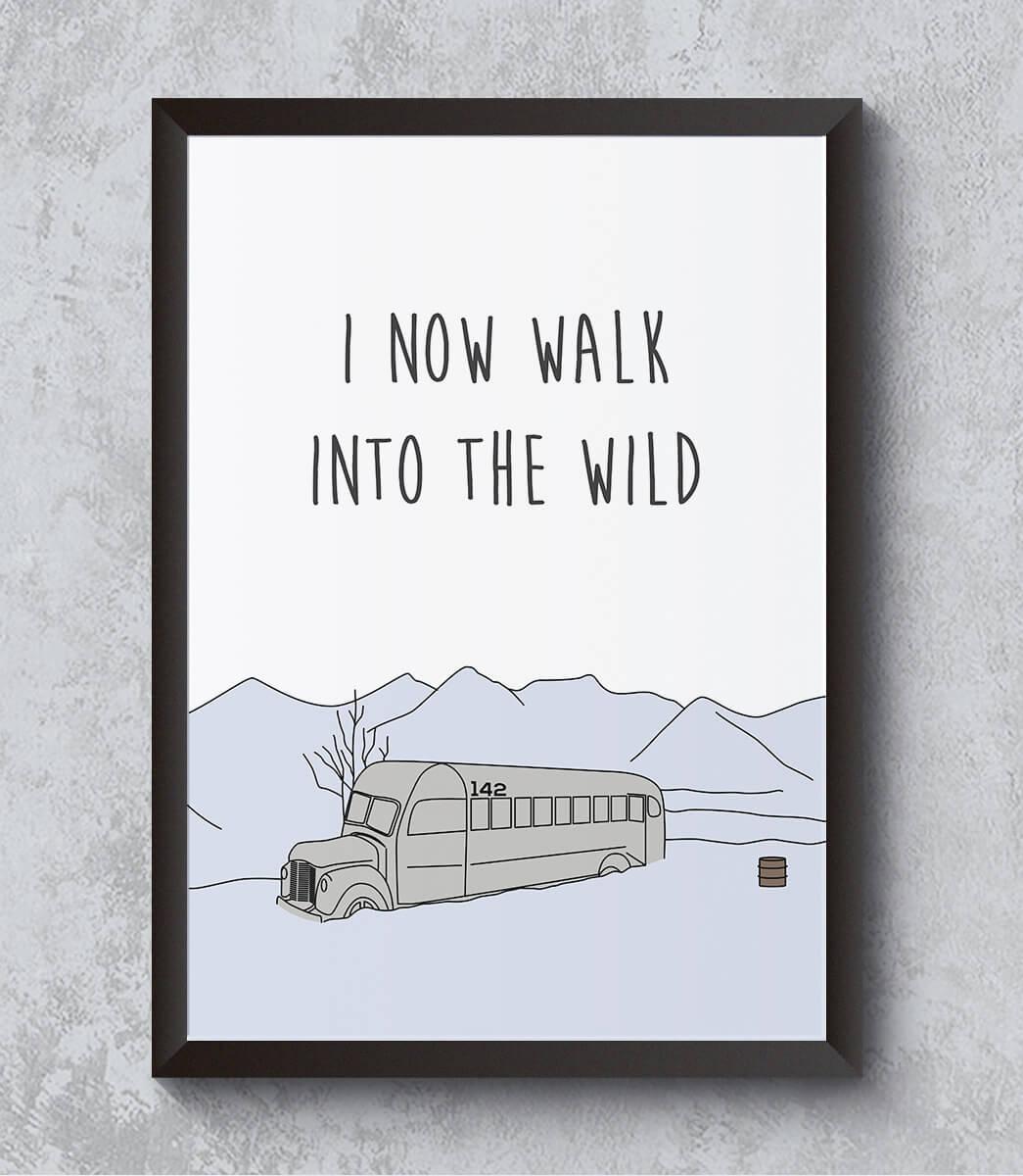 Decorativo - Into The Wild 3