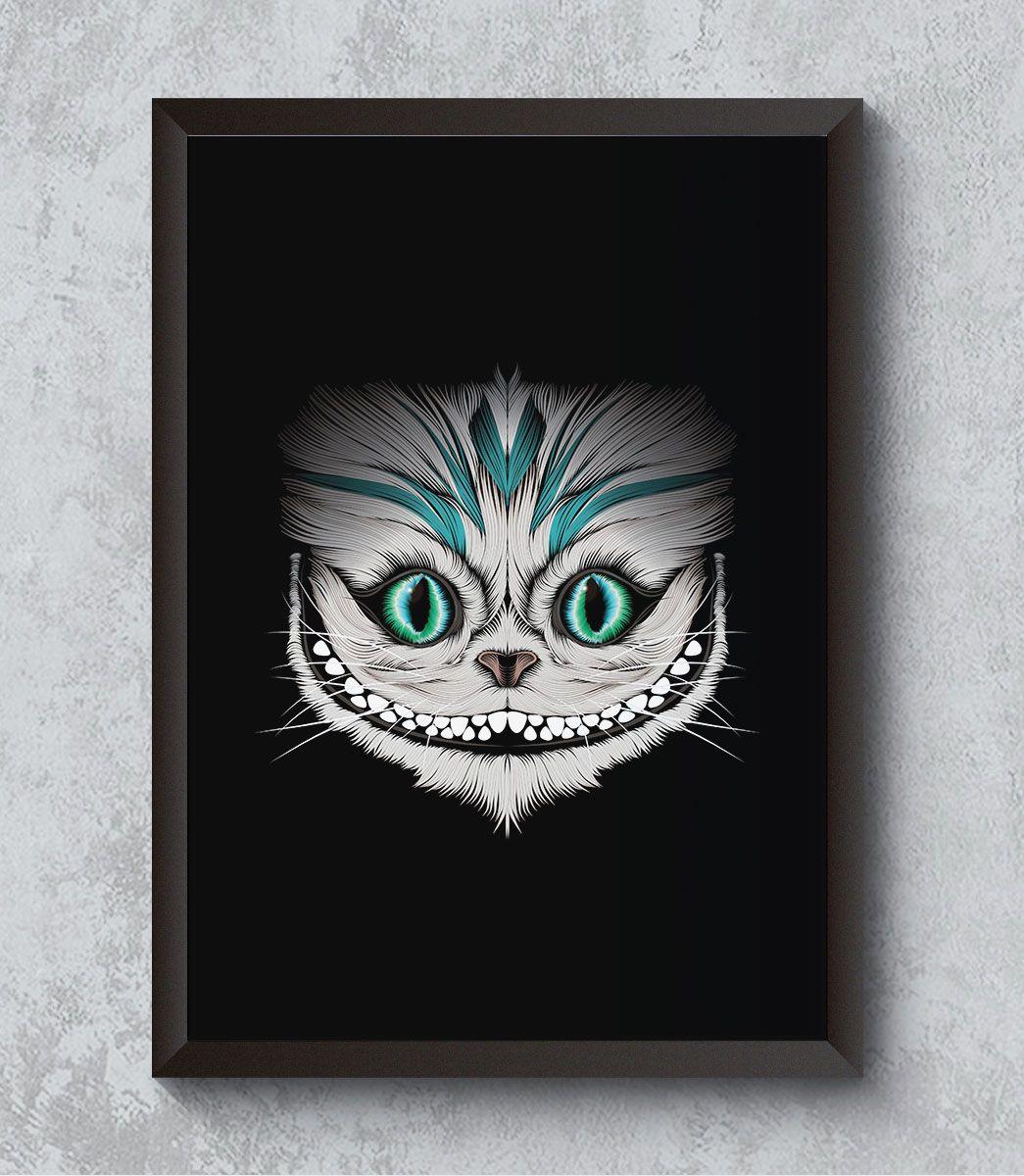 Decorativo - Gato de Cheshire