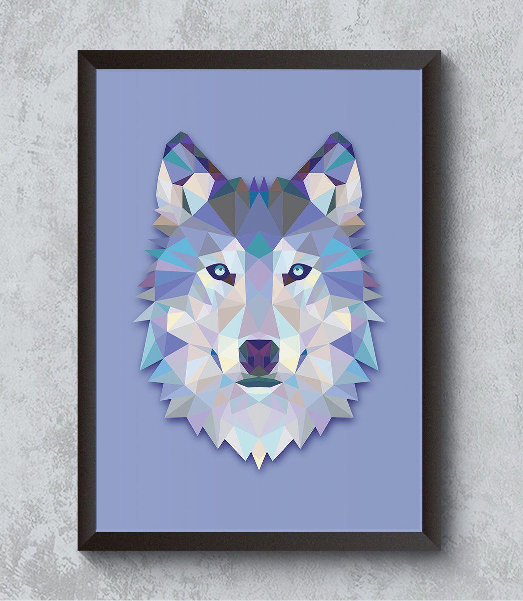 Decorativo - Lobo