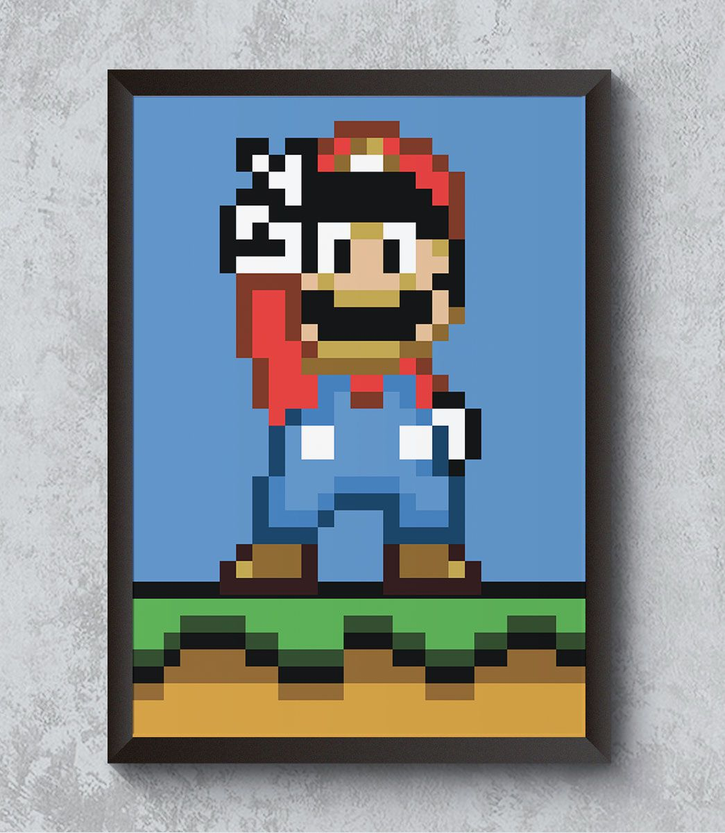 Decorativo - Mario