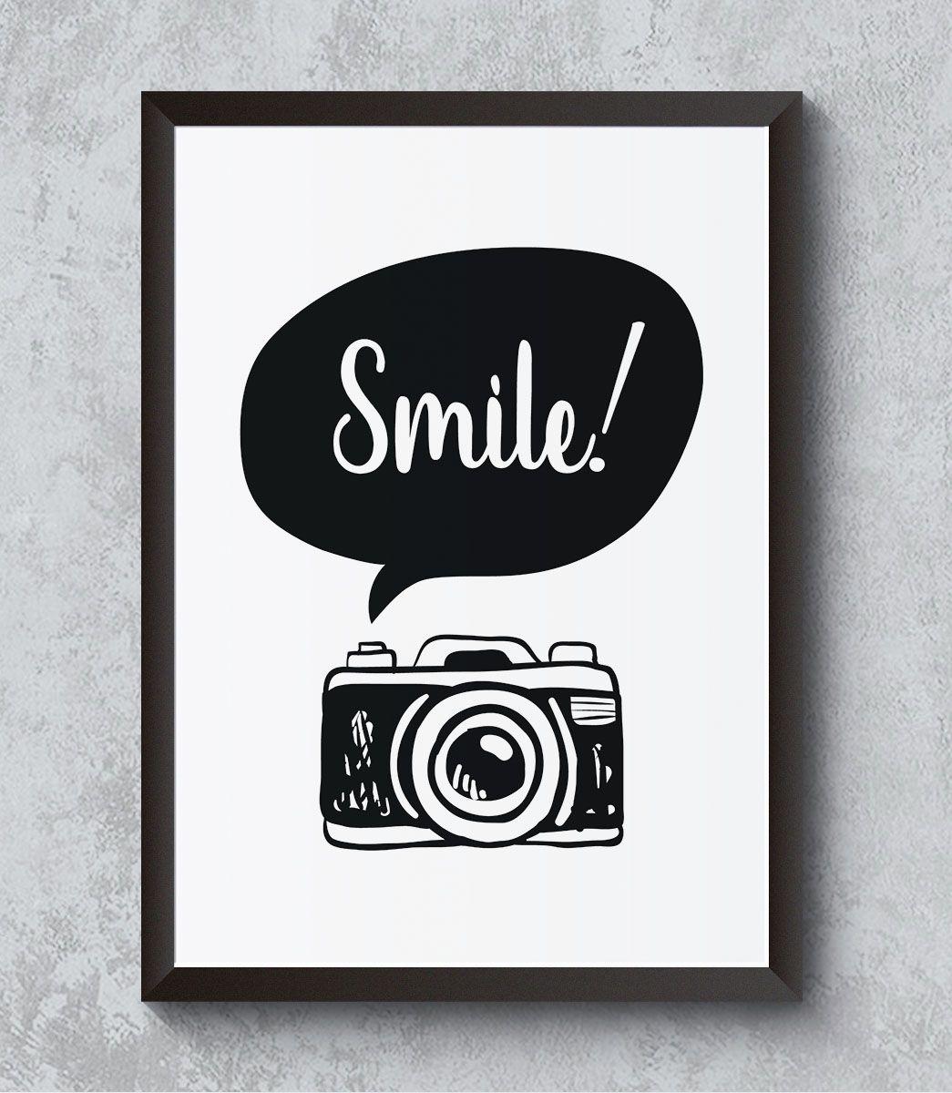 Decorativo - Sorria!