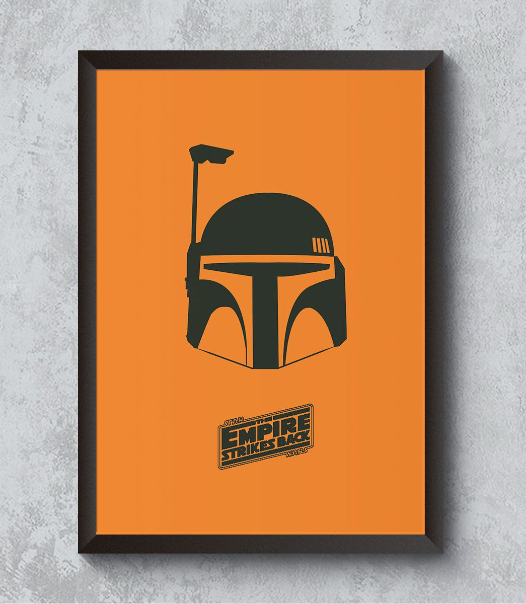 Decorativo - Star Wars Empire SB