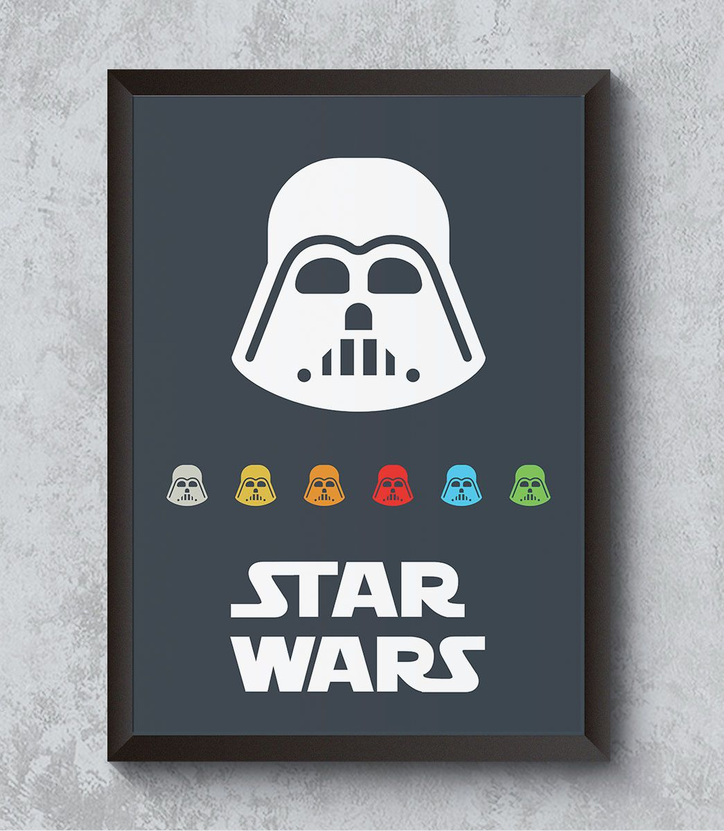 Decorativo - StarWars